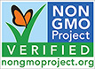 All of products are certified to be free from GMOs.