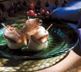 scallop-bacon