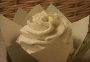 Maple Me Crazy Cupcake