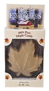 Maple Leaf Candy