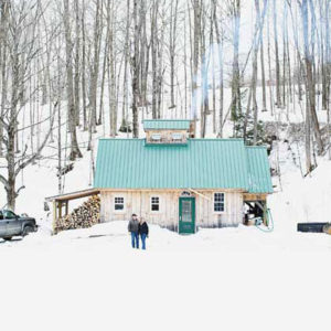 Maple Sugar shack