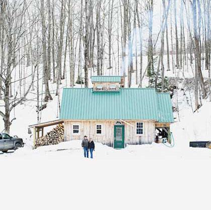 Maple Sugar shack