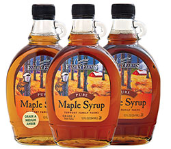 Coombs Family Farms pure maple syrup