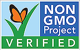 All of our products are certified to contain no GMOs.