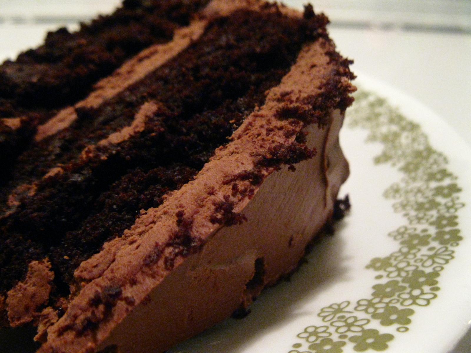 Leslie Cerier S Dark Chocolate Cake Coombs Family Farms