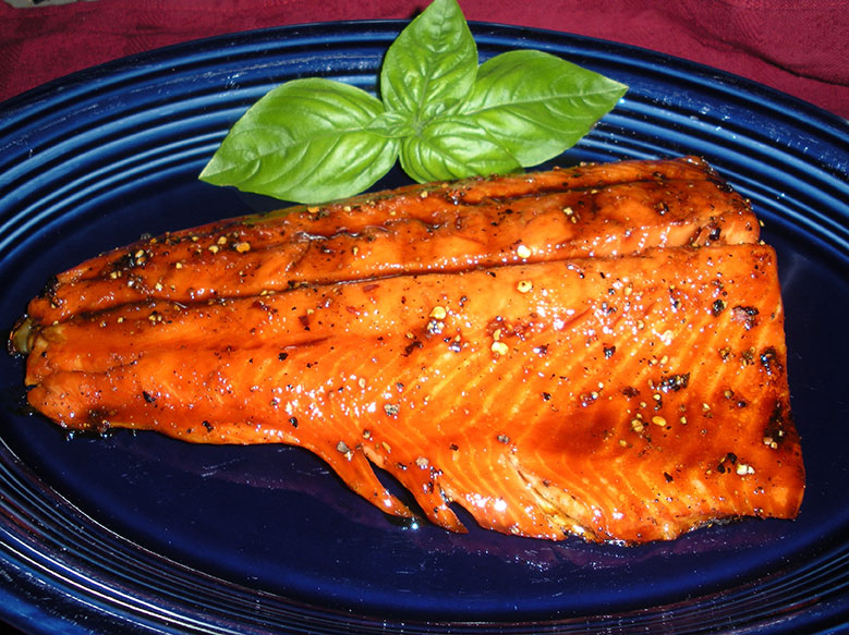 Grilled Steelhead Trout Fillets Coombs Family Farms