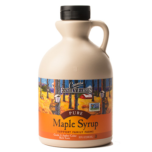 Grade A Amber Color Rich Taste Pure Maple Syrup