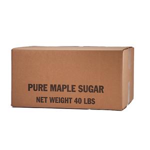 40lbs Pure Maple Sugar