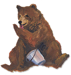 our beloved bear