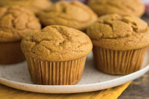 pumpkin-maple-muffins